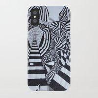 ninja iPhone & iPod Cases featuring Ninja by Biancasigns