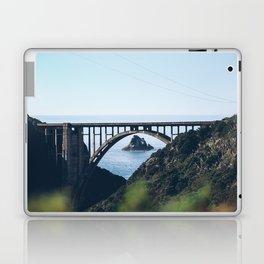 Bixby Bridge Laptop & iPad Skin