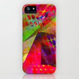 compelled iPhone Case