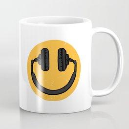 Music fan smile Coffee Mug