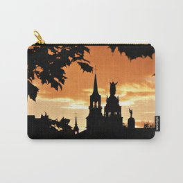 Sunset in Old Montreal Carry-All Pouch