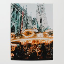 Merry City Poster