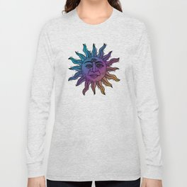 The sun is a star 002 Long Sleeve T-shirt