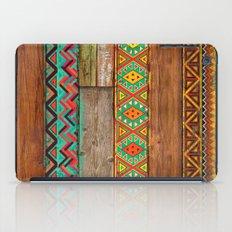 Indian Wood iPad Case