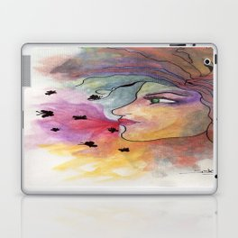 Hablando Magia Laptop & iPad Skin