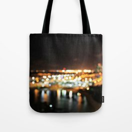 Hawaii Out of Focus Tote Bag