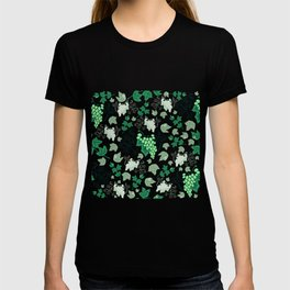 Bunches of grapes T-shirt