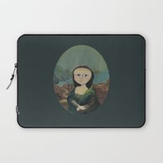 Mona Lisa Laptop Sleeve