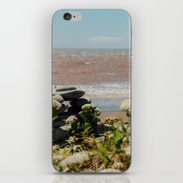 Cape Enrage Cairn iPhone Skin
