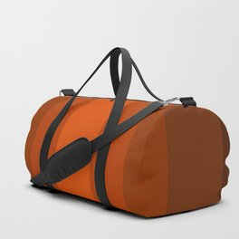 Sienna Spiced Orange 2 - Color Therapy Duffle Bag