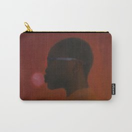 Red umbra Carry-All Pouch