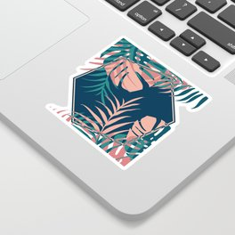 Tropical Dreams #society6 #decor #buyart Sticker