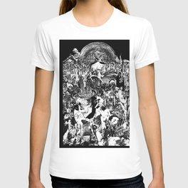 Lord of Parasomnia (2018 collaboration with Keinwyn Shuttleworth) T-shirt
