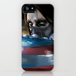 I don't know you iPhone Case