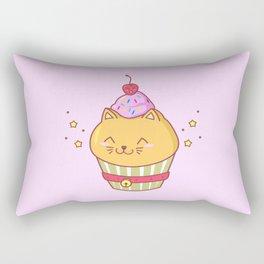 Cat Cake Rectangular Pillow