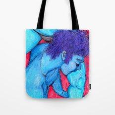 dreaming in rose Tote Bag
