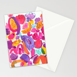 Abstract Doodle 1 Stationery Cards