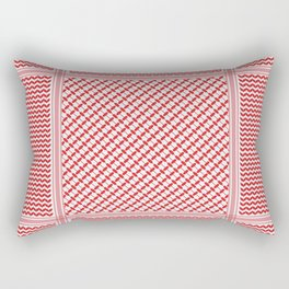 Shemgah & Gutra Rectangular Pillow