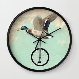 undercarriage Wall Clock