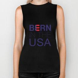 BERN IN THE USA (Stars and Stripes) Biker Tank
