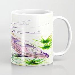 Owl Furze Wisdom  Coffee Mug