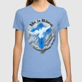 Jesus Christ - He is Risen. T-shirt