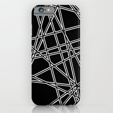 To The Edge Black #2 iPhone 6s Slim Case