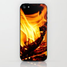 Willing to Burn iPhone & iPod Skin