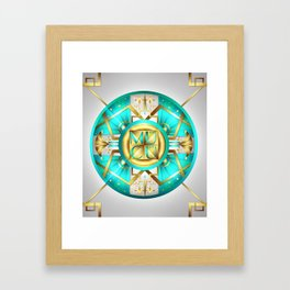 Maybe in another lifetime.... Framed Art Print