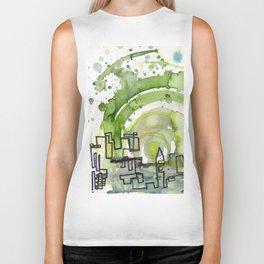 City of Tomorrow Biker Tank