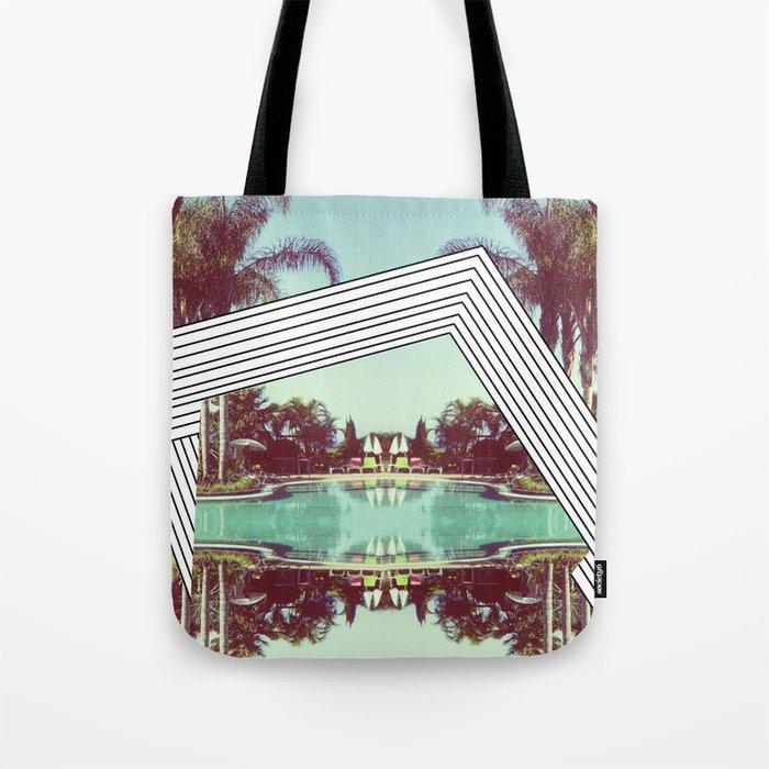 Tropics Trip Tote Bag