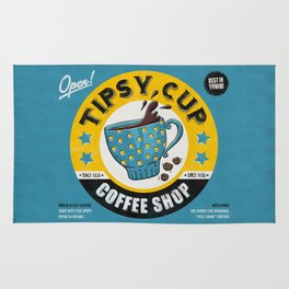 Tipsy Cup Rug
