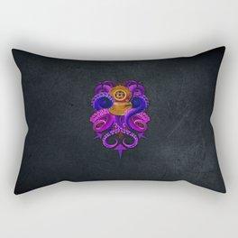 A Part of My Disturbance Rectangular Pillow