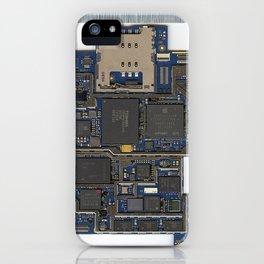 iPhone Guts iPhone Case