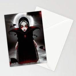 The Vampire Stationery Cards