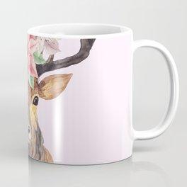 Winter Deer Coffee Mug