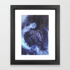 Spirit Serpent Framed Art Print