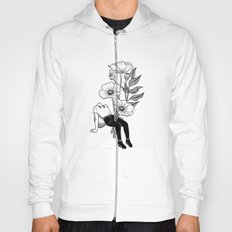 Let me bloom Hoody