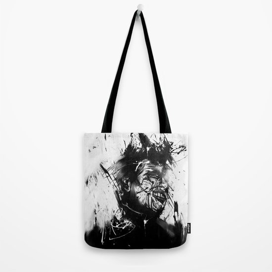 glasswall Tote Bag