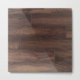 cherry plank Metal Print
