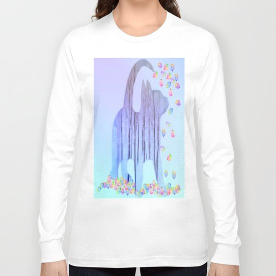 Cat Dreams Long Sleeve T-shirt