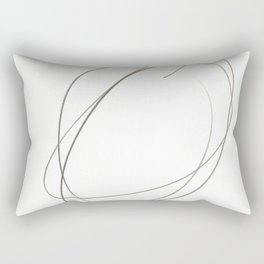 Confident Way Fotor Pencil Rectangular Pillow
