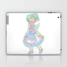 princess ferb Laptop & iPad Skin
