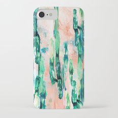 Sunset Cactus iPhone 7 Slim Case