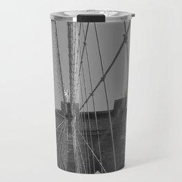 Brooklyn Bridge, NYC Travel Mug
