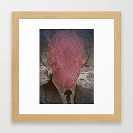 Head Trauma Framed Art Print
