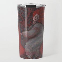 Red Horse Travel Mug