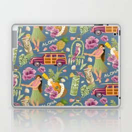 Hula Half Drop Laptop & iPad Skin
