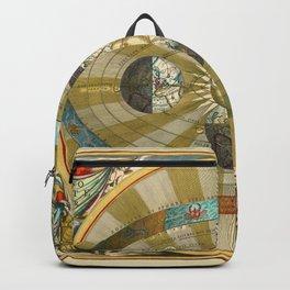 Celestial Map 1660c Backpack