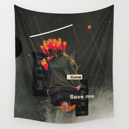 Save Me Wall Tapestry